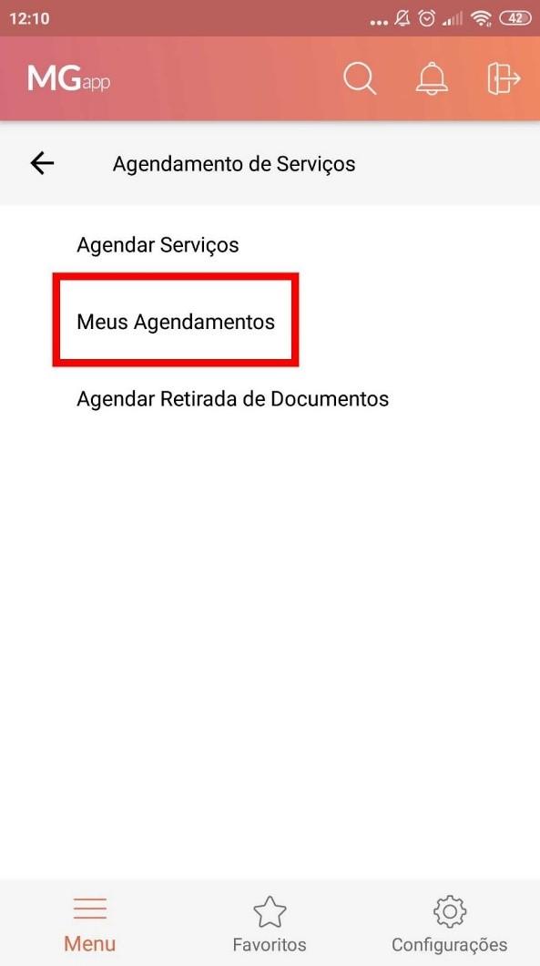Existe App Para Consultar Agendamento Na UAI
